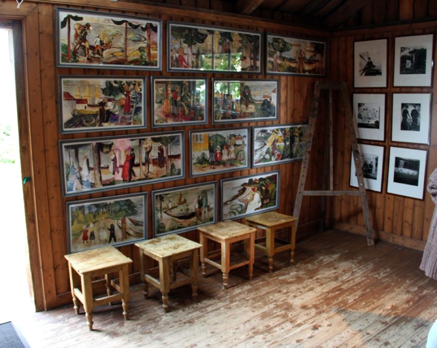 Munch - Studio 2