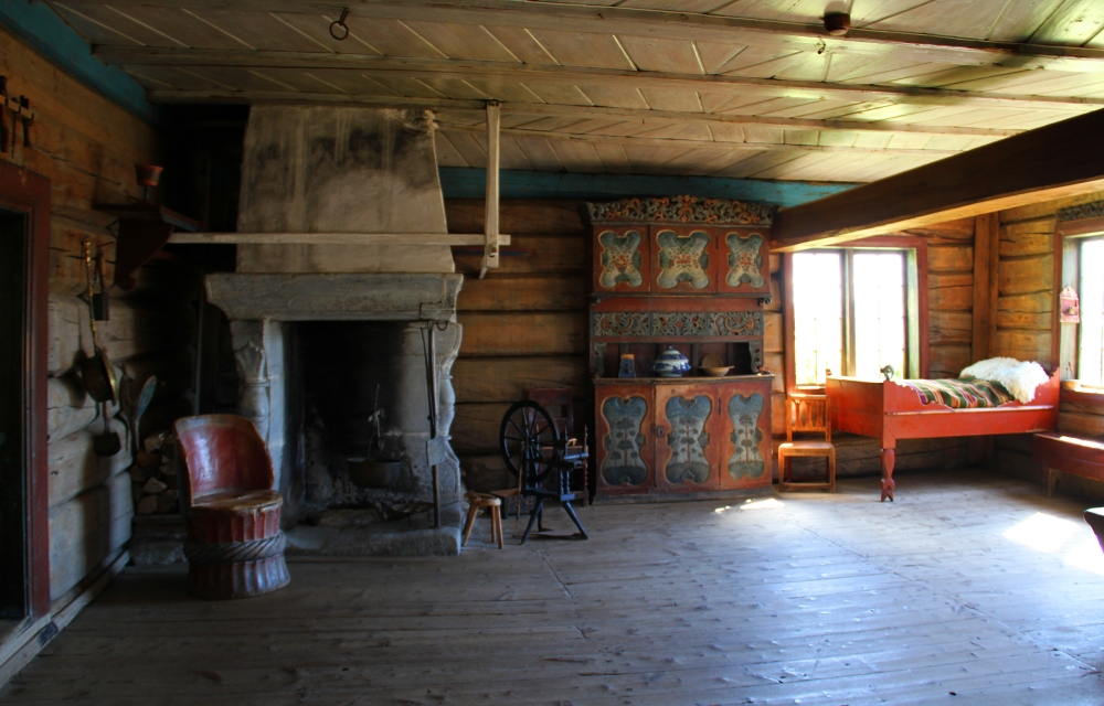 Interior Farm House