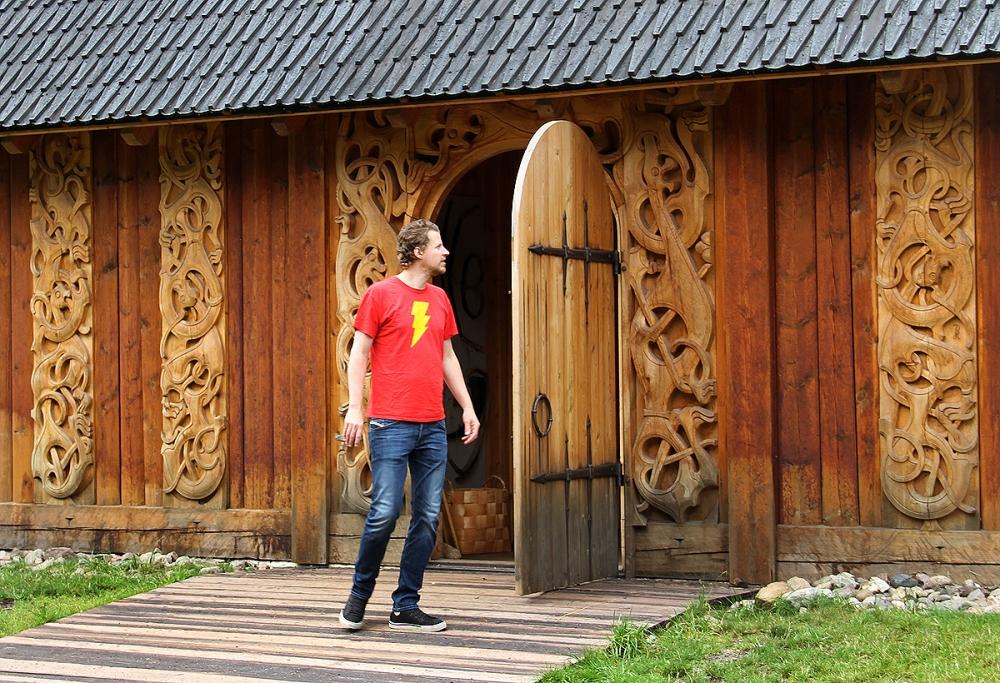Jorgen by the Door