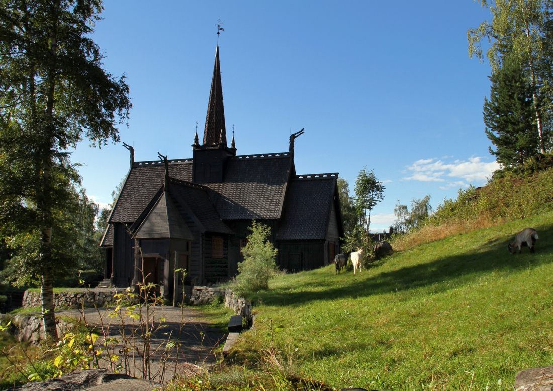 Stave Church - Maihaugen