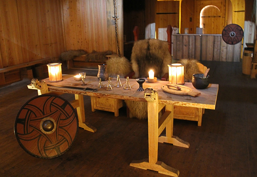 The Viking Longhouse Norse Roots