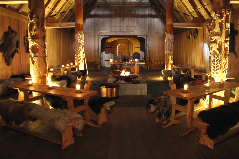 Viking Long House 3