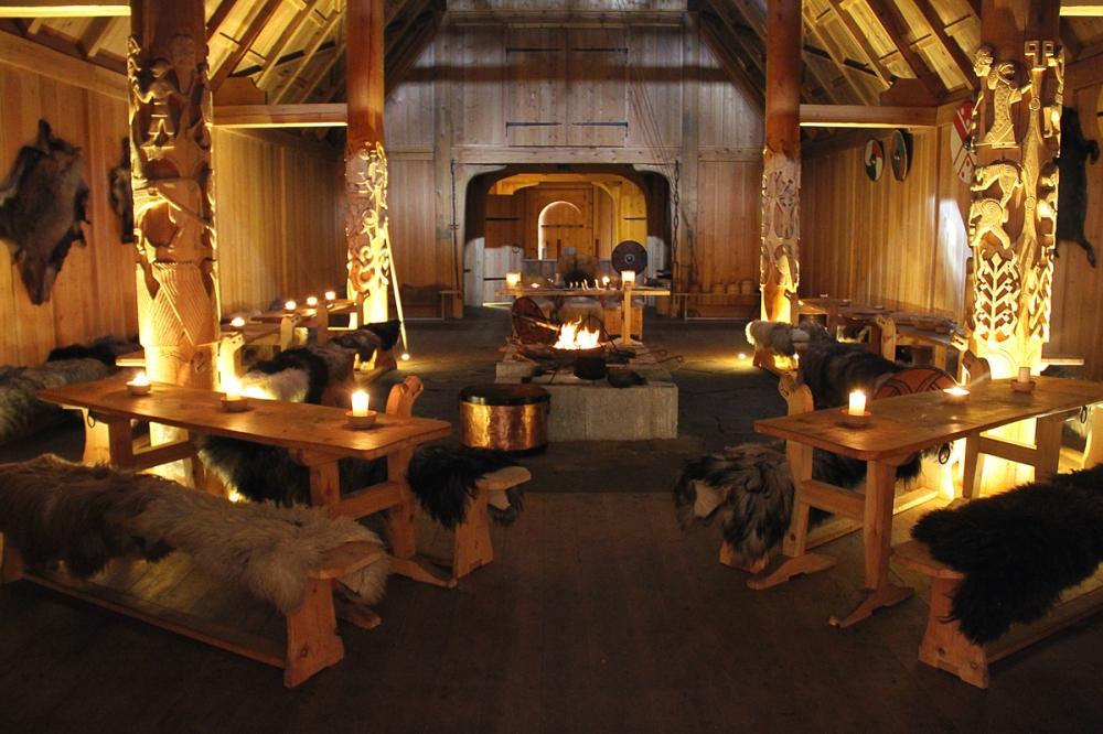 Viking Long House 3