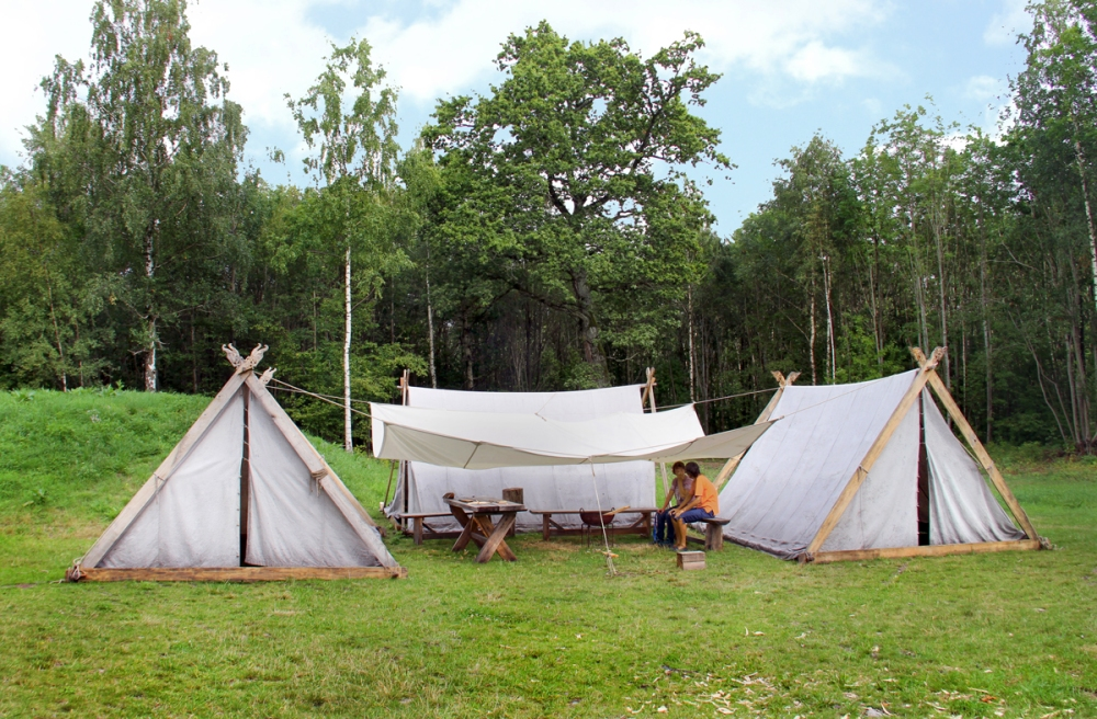 Viking Tents