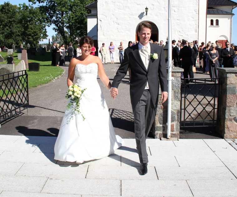 Jorgen and Jeanette Leaving