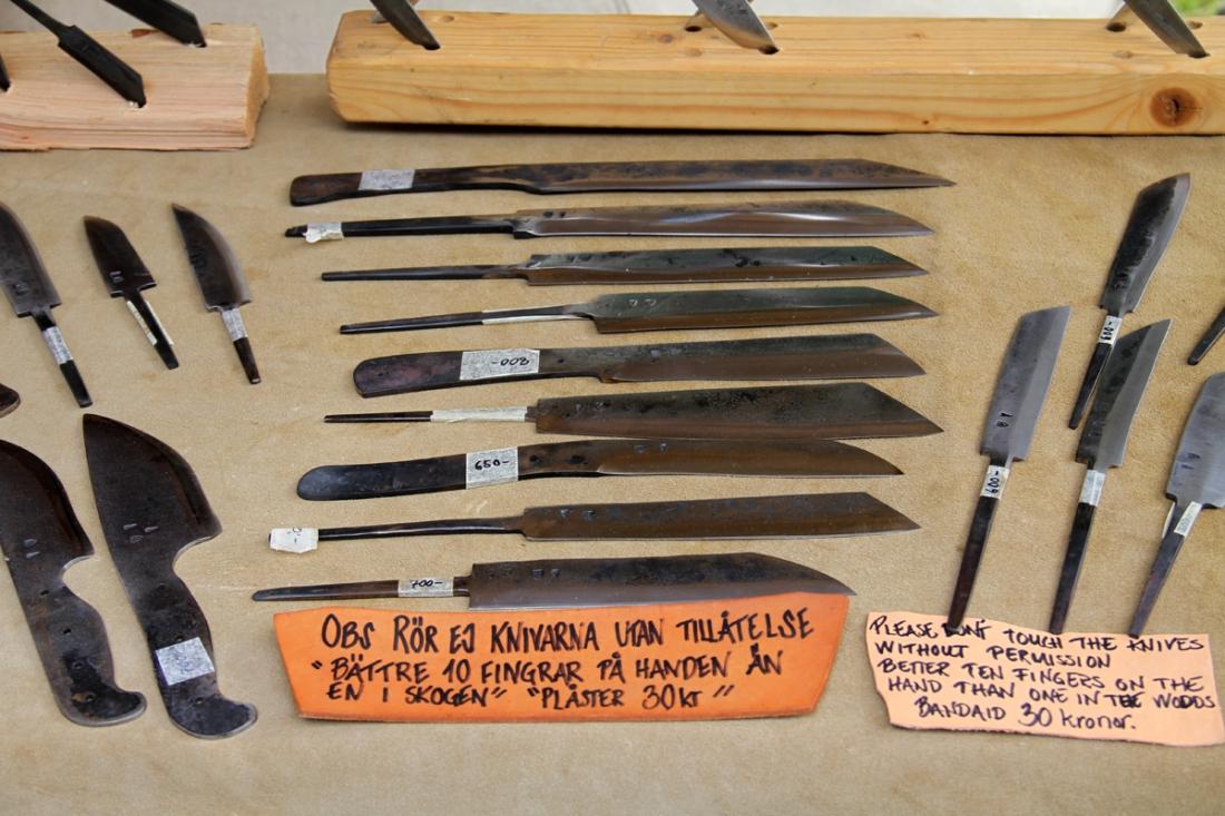 Sharp Blades