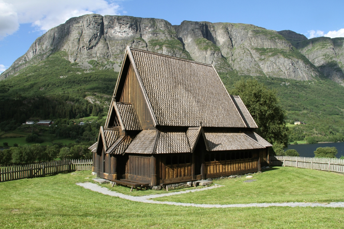 Smaller Stave Church