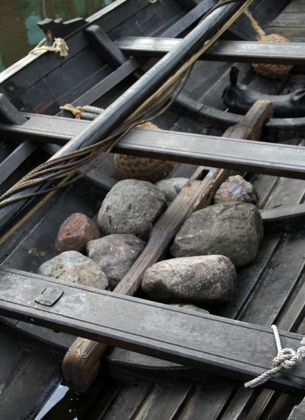 Longboat Balast