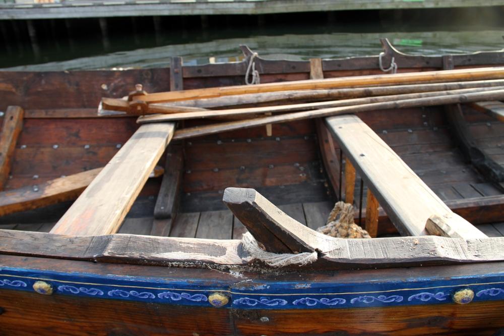 Longboat Detail