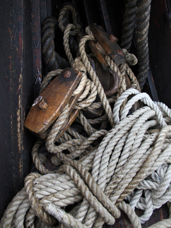Ropes and Pullies